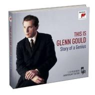 This is glenn gould-story of a genius