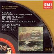 Wagner-brahms-beethoven-mahler