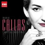 Maria callas-the live recitals