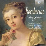 Quintetti per archi (integrale), vol.10: