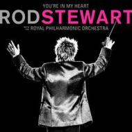 You?re in my heart: rod stewart with the royal philharmonic orchestra (delux edt