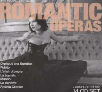 The world s most romantic operas