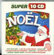 Noel - super 10 cd