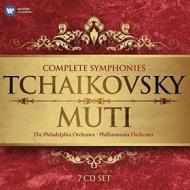 Box-symphonies 1-6; ballet music, etc.