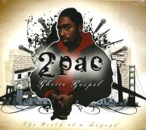 2 pac ghetto gospel-the birth of... cd