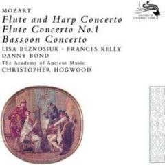 Flute and harp concerto,bassoon concert (concerto per flauto e arpa - concerto per flauto n.1 - concerto per fagotto)