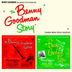 The complete benny goodman story ost