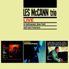 Live in hollywood, new york and san francisco (+ 7 bonus tracks)