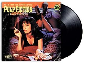 Pulp fiction (Vinile)