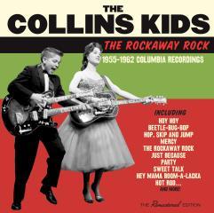 The rockaway rock 1955-1962 columbia recordings (30 tracks)