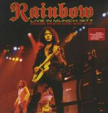 Live in munich 1977 (re-release) (Vinile)