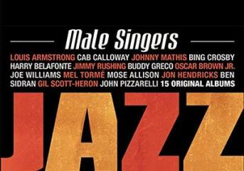 Box-perfect vocal jazz collection male singe