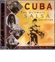 Cuba the ultimate salsa collection