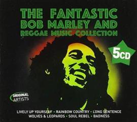 Bob marley & the reggae coll.