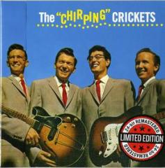 The chirping crickets (+ buddy holly)