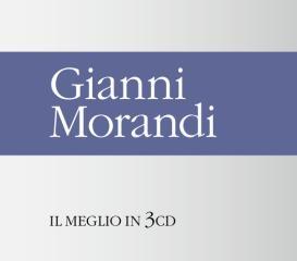 Gianni Morandi - il meglio in 3 cd