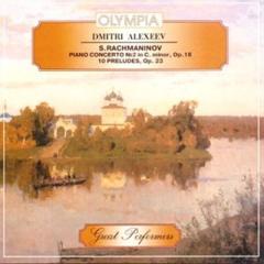 Concerto per piano n.2 op 18 (1900 01) i