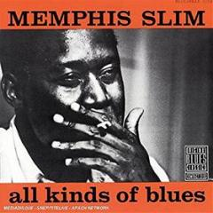 All kinds of blues
