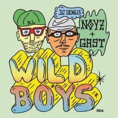 Wild boys (7'' vinyl black) (Vinile)