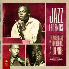 Jazz legends- the musicians who define a