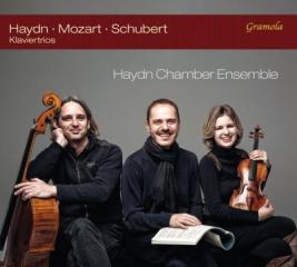 Trio per pianoforte e archi n.2 op.100 d