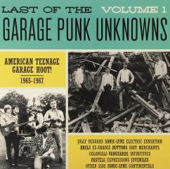 Last of the garage punk unknows vol 1 (Vinile)