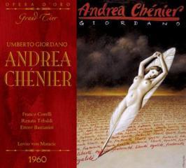 Andrea chenier (1896)