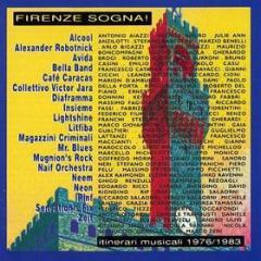 Firenze sogna! (itinerari musicali 1976- (Vinile)