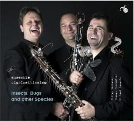 Insects, bugs and other species - musica