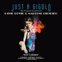 Just a gigolo (transparent blue vinyl) (Vinile)