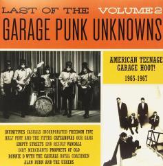 Last of the garage punk unknows vol 2 (Vinile)