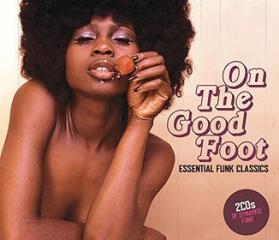 On the good foot-essential funk classics