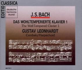 Bach j.s.-clavicem. ben temperato libro 1