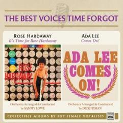 The best voices time forgot (2 lp in 1 c