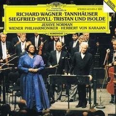 Tannhauser-sigfried idyll-tristan (tannhauser ouverture idillio di sigfrido tristano e isotta scena finale)