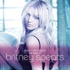 Oops! i did it again - the best of britney spears 1cd camden