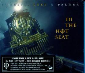 In the hot seat (2-cd)