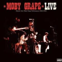 Moby grape live (Vinile)