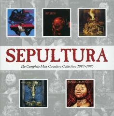 Sepultura. the complete max cavalera collection 1987-1996