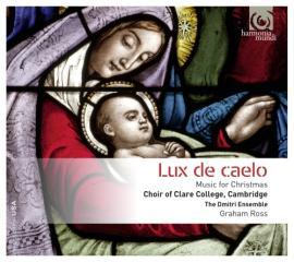 Lux de caelo - musica per natale