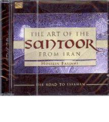The art of the santoor from iran - road