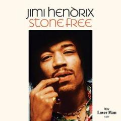 Stone free/lover man (Vinile)