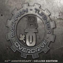 Bachmanturner overdrive: 40th anniversary deluxe