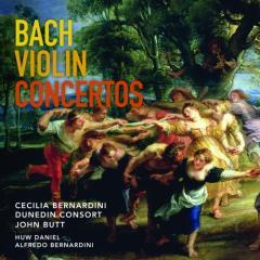 Concerti per violino bwv 1041 e 1042, co