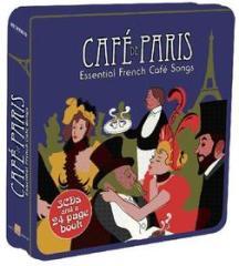 Cafe'de paris-essential french cafe'songs