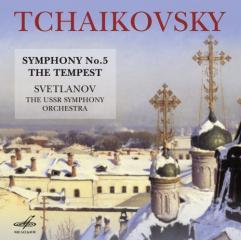 Symphony no.5/the tempest