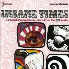 V/a-insane times -25tr-