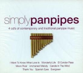Simply panpipes (4cd)
