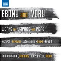 Ebony and ivory - opere per clarinetto e