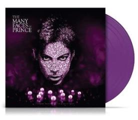The many faces of prince (limited edt.) (Vinile)